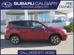 2014 Subaru Forester 2.0XT Touring l AWD l BACK UP CAM