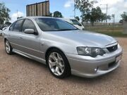 2004 Ford Falcon BA XR6 Silver 4 Speed Sports Automatic Sedan Durack Palmerston Area Preview