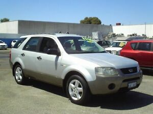 2004 Ford Territory Grey Automatic Wagon Embleton Bayswater Area Preview