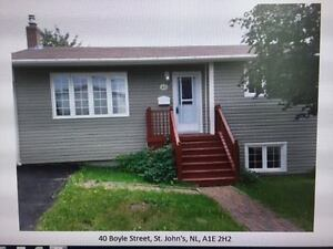 Beautiful 2 Bedroom above ground apartment H/L Included
