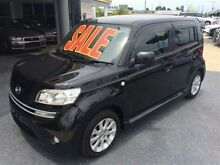 2006 Daihatsu COO M402S CX LIMITED Black Automatic Hatchback Brendale Pine Rivers Area Preview