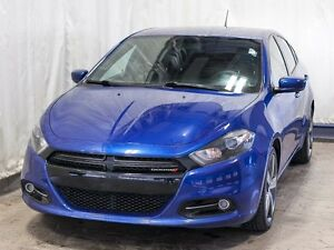 2014 Dodge Dart GT Sedan Automatic w/ Sport Appearance, Leather,