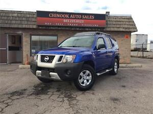 2012 Nissan Xterra S V6 4WD-LowKM,Roof Rack,Keyless Entry,Cruise