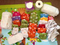 Washable nappies Gnappies - size small
