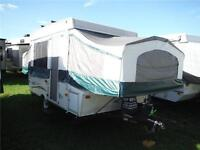 2009 Palomino Y4102 10' Tent Trailer with 2' storage- sleeps 8