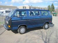 1985 VW vanagon 7 seater window van ......the iconic minibus