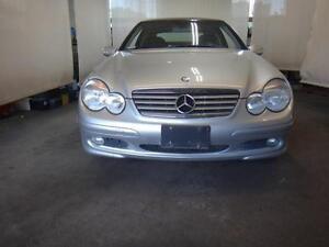 2002 Mercedes-Benz C-Class Sport