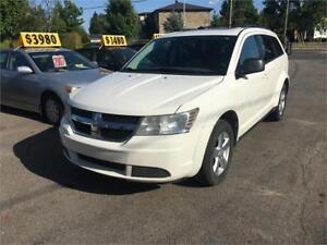 2009 Dodge Journey 7 Passagers V6