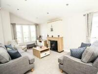 BRAND NEW LUXURY 2 BEDROOMS LODGE WITH DECKING IN LIINCOLNSHIRE - 07395275647