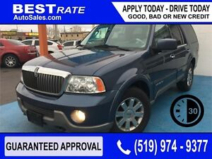 LINCOLN NAVIGATOR - APPROVED IN 30 MINUTES! - ANY CREDIT LOANS