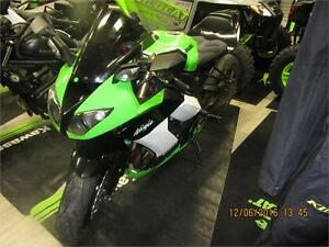 2009 KAWASAKI ZX10R LIMITED EDITION