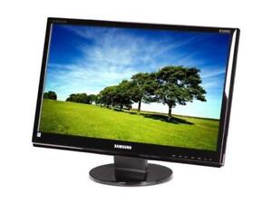 "Samsung SyncMaster 2494SW - Full HD (1080p) - 24"""