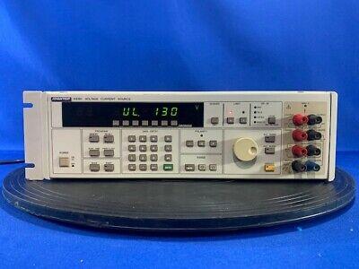 Advantest R6161 Multifunction Programmable Dc Voltagecurrent Generator