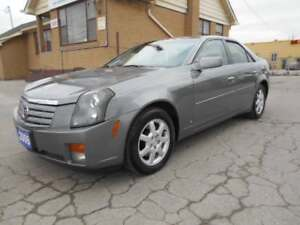 2006 CADILLAC CTS 2.8L V6 Loaded Leather Sunroof Certified 216Km