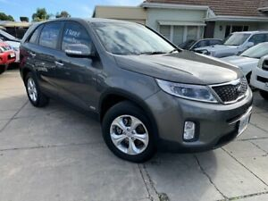 2013 Kia Sorento XM MY14 SI (4x4) Grey 6 Speed Automatic Wagon Park Holme Marion Area Preview