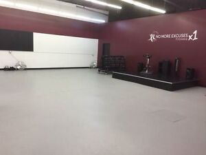 South Side Studio space available during the day! TRX!