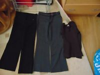 joblot,lot,bundle,clothes size 6,very cheap,carboot,items,christmas present,gifts,trousers,