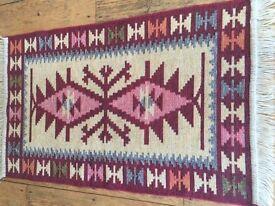 X2 Small Tibetan-look Area Rugs