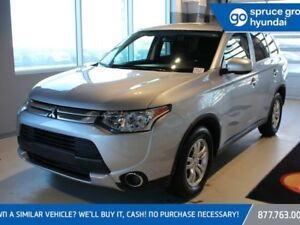 2015 Mitsubishi Outlander PRICE COMES WITH A $2,000 PREPAID CRED
