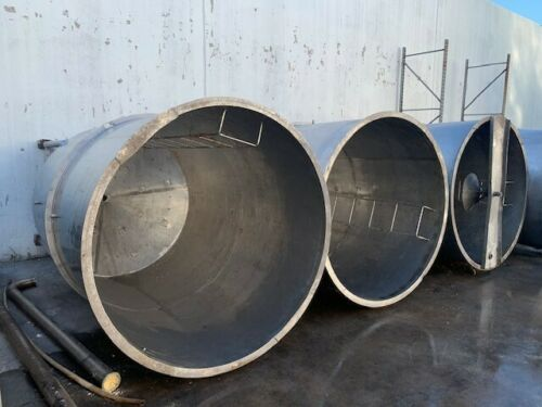 1500 GALLON STAINLESS STEEL TANKS