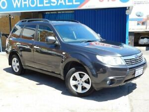2009 SUBARU FORESTER PREMIUM *** AUTO *** LEATHER SUNROOF 4X4