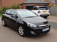 2010 Vauxhall Astra 2.0CDTi 16v Black SRI 5drDiesel Manual Only 75k miles