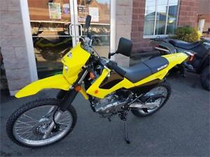 PRICED TO CLEAR 2017 Suzuki DR200 ONLY $3999++