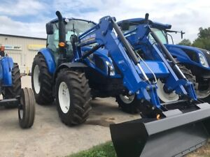 Tractor Loader New Holland | Find Heavy Equipment Near Me in Ontario