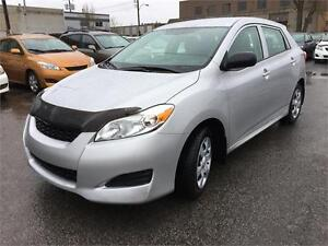TOYOTA MATRIX 2009  /AUTO/AC/VITER ELEC,,SUPER CLEAN,,