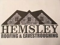Hemsley Roofing, reroofs, re-roofing, shingles, flat, new