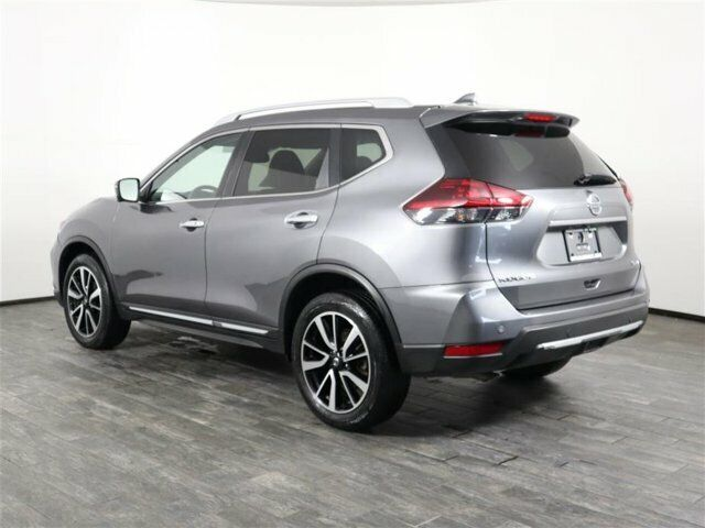 Image 8 Voiture Asiatique d'occasion Nissan Rogue 2019