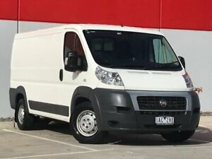 fe95bb9779cd51 2013 Fiat Ducato Series II MY12 Low Roof MWB MTA White 6 Speed Sports  Automatic Single