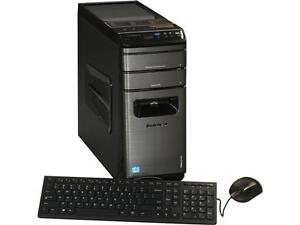 5% Savings! Lenovo IdeaCentre K450 (57315522) Desktop PC Intel Core i5 4430 (3.00GHz) 12GB D