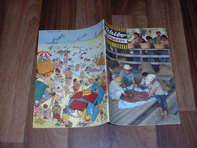 TCHIBO MAGAZIN # 157 / 1964 - mit MUCK & PUCK von BOB HEINZ - Kostüme für Urlaub