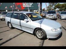 2000 Holden Berlina VX Silver 4 Speed Kingsville Maribyrnong Area Preview