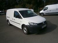 Volkswagen Caddy Maxi 1.6 Tdi 102Ps Startline Van DIESEL MANUAL WHITE (2013)