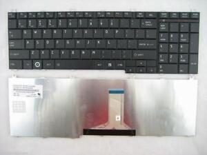NEW keyboard Toshiba Satellite L670 L670D L675 L675D C655D C650