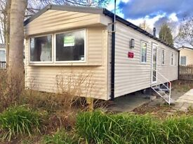 Brand New double glazed , centrally heated caravan , Dog friendly , fishing lake , swimming pool
