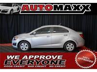 2014 Chevrolet Sonic LT $119 Bi-Weekly! APPLY NOW DRIVE NOW!