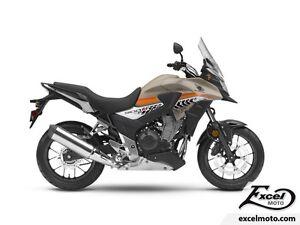 2016 Honda CB500XASG