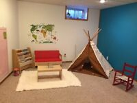 Child care space in down town(Expanding of Curious Rhino)