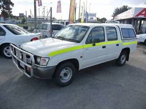 TOYOTA DUEL CAB AUTO HILUX Kenwick Gosnells Area Preview