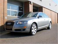 2007 Audi A6 3.2 Quattro + Navigation Mississauga / Peel Region Toronto (GTA) Preview