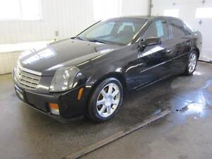 2005 Cadillac CTS 3,6 L Cuir Toit ouvrant