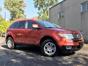 FORD EDGE SEL 2008/AUTO/4X4/AC/BLUETOOTH/MAGS/CRUISE/GROUP ELECT