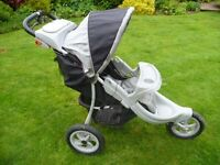 Graco Jogging / 3 Wheeled Pushchair