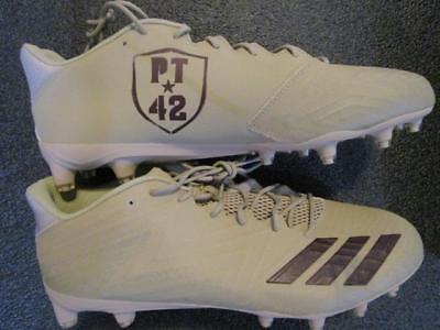new product 6e980 3a51f Adidas Freak X Carbon RFS Low PT 42 Football Cleats 13 Pat Tillman Tribute