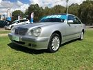 2001 Mercedes-Benz E200K W210 Classic Silver 5 Speed Sequential Auto Sedan