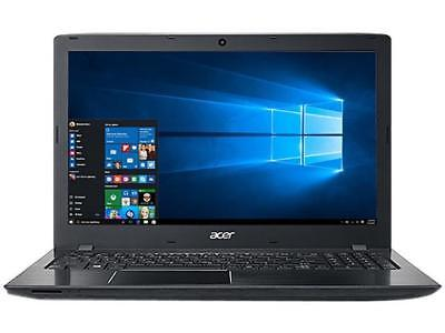 "Acer Grade A E5-576-392H 15.6"" Laptop Intel Core i3 8th Gen 8130U (2.20 GHz) 1 T"
