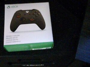 XBOX ONE WIRELESS CONTROLLER BROWN